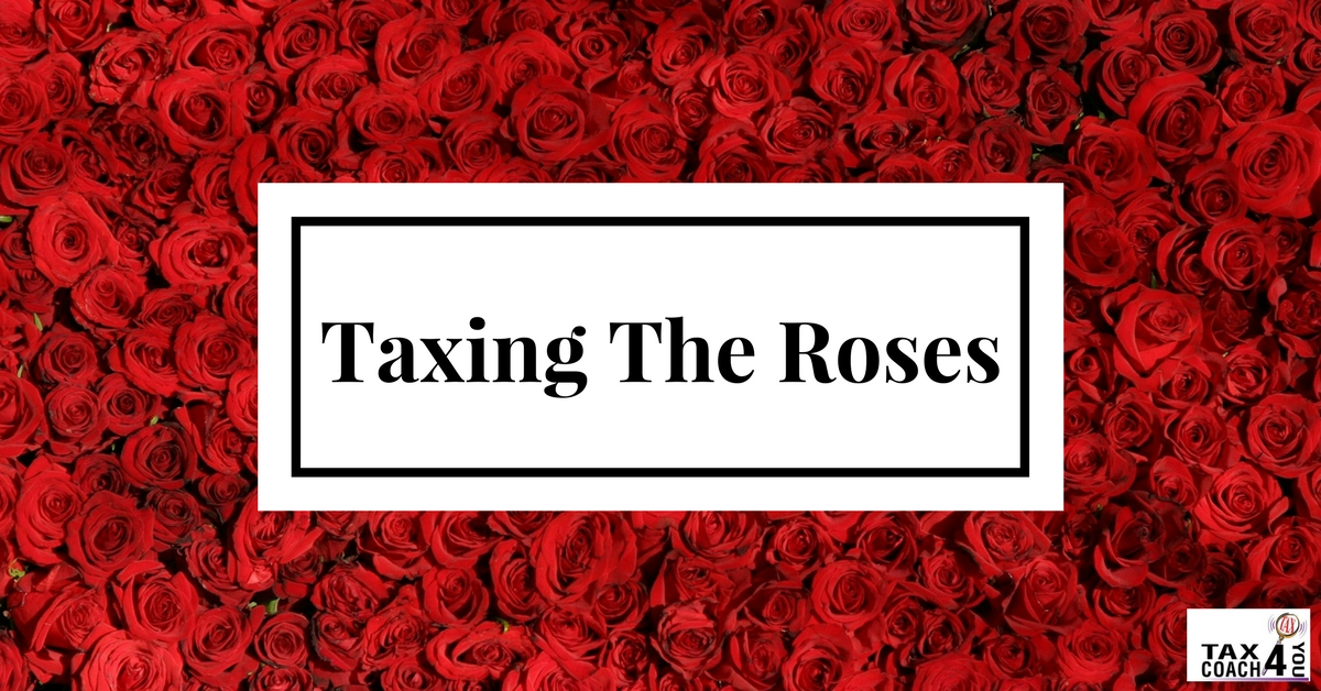 taxing roses