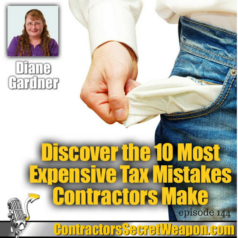 episode-144-diane-gardner-contractor-marketingtax-mistakes
