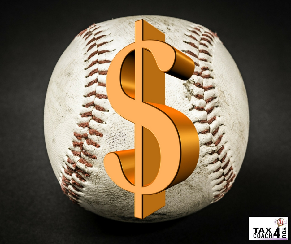 Taxing Baseball