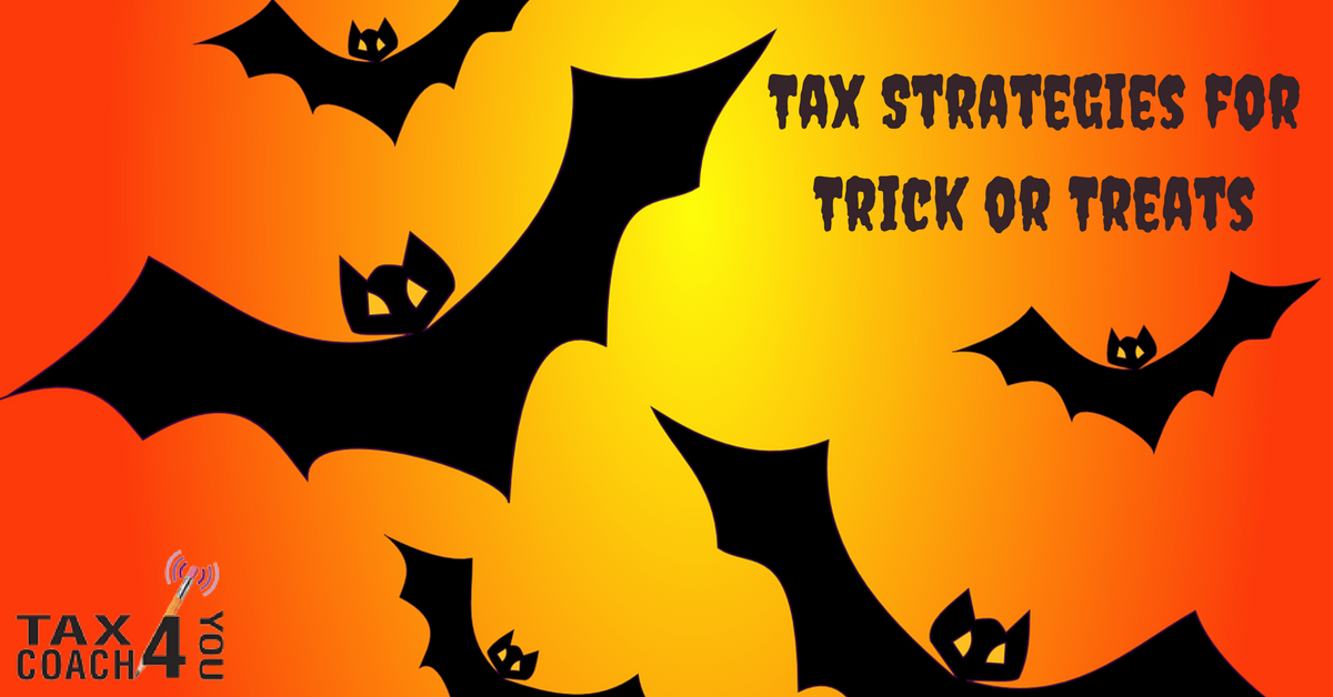 Halloween Tax Strategies