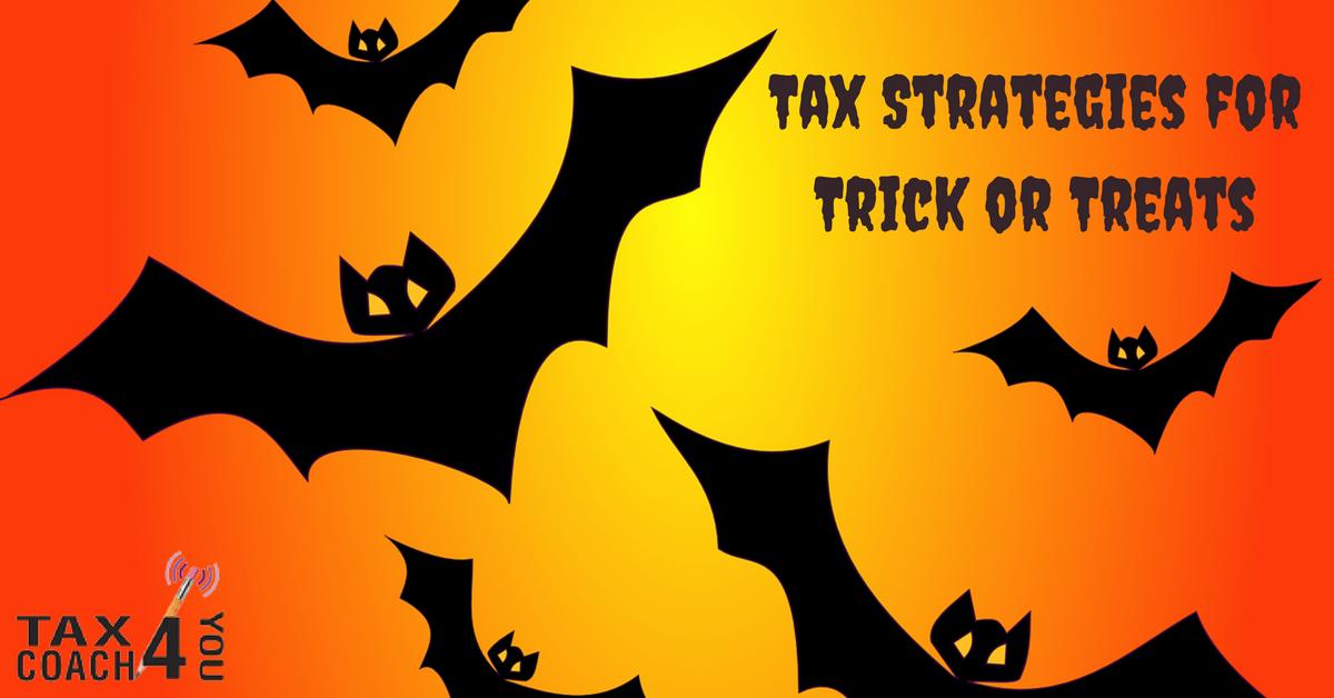 Halloween Tax Strategies