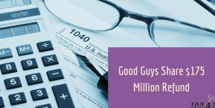 Good Guys Share $175 Million Refund
