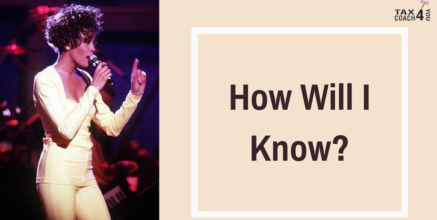 How Will I Know?