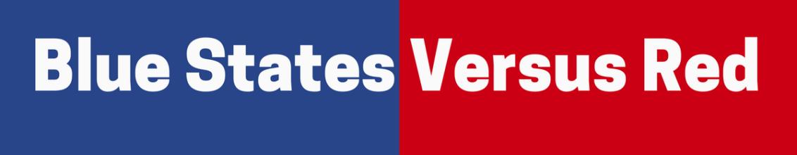 NFL Playoffs: Blue States Versus Red