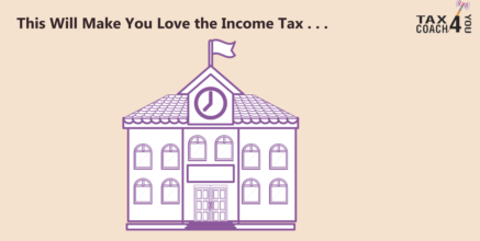 This Will Make You Love the Income Tax . . .