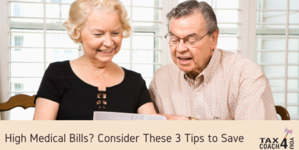 High Medical Bills? Consider These 3 Tips to Save