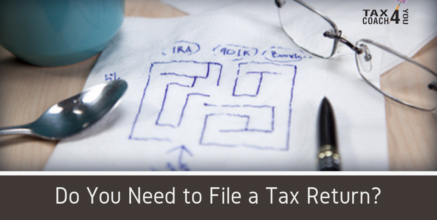 Do You Need to File a Tax Return?