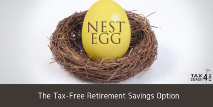 The Tax-Free Retirement Savings Option