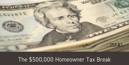 The $500,000 Homeowner Tax Break