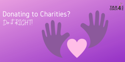Donating to Charities? Do it RIGHT!