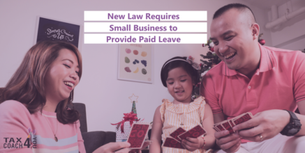 New Law Requires Small Business to Provide Paid Leave