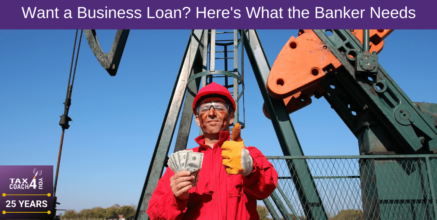 Want a Business Loan? Here's What the Banker Needs