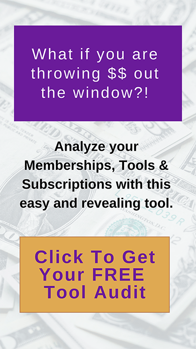 Click to Get Your FREE Tool Audit