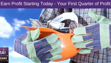 Earn Profit Starting Today – Your First Quarter of Profit