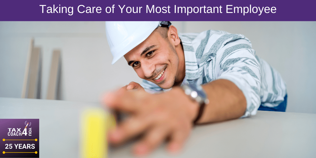 Taking Care of Your Most Important Employee